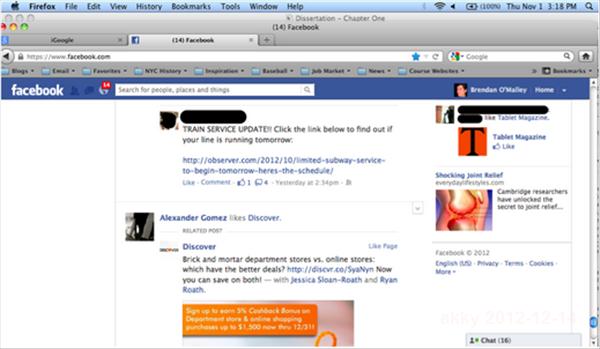 フェイスブックで霊界からのイイネ!が発生中?