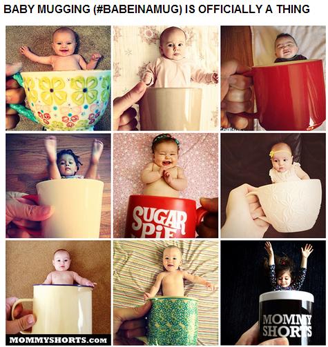 baby-mugging