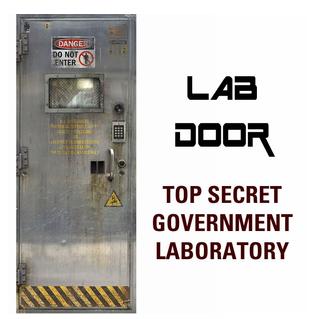 door-decal-lab-door