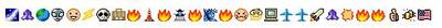 絵文字だけで書いたブログ Narrratives In Emoji