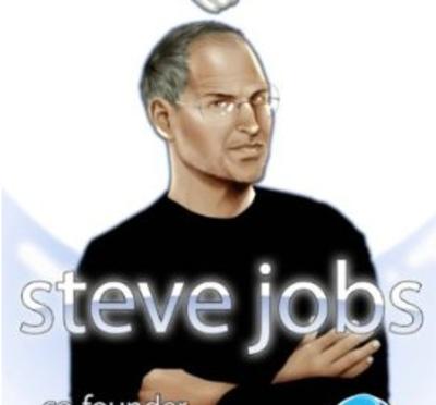 スティーブ・ジョブズ氏の伝記がアメリカでマンガに