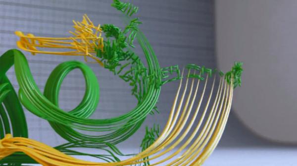 ストリートファイターIIをテーマにしたファン作成の3Dアニメーション彫刻