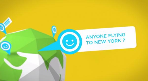 Friendshippr – 世界中の旅行する友達を個人宅配便にするクラウドシッピング・サービス
