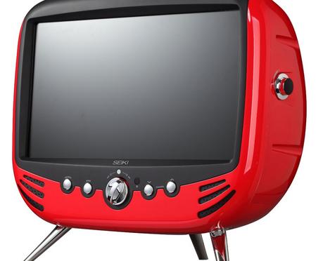 アメリカの新興テレビメーカーSeikiのレトロテレビが一周してカッコイイ