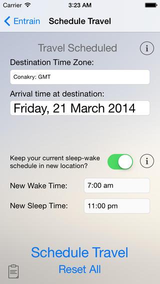 entrain-travel-schedule