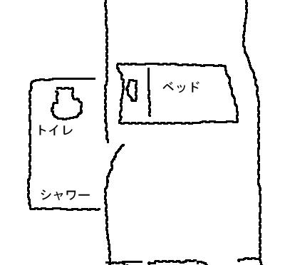 横浜市立市民病院に隔離されたことがある
