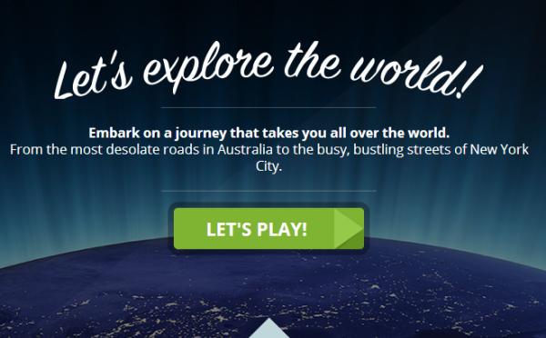 GeoGuessr – 世界の写真から場所を当てるクイズゲームがリニューアル