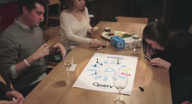 Googleサジェストをネタにしたボードゲーム Query