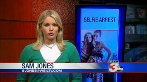 selfie-arrest-on-news