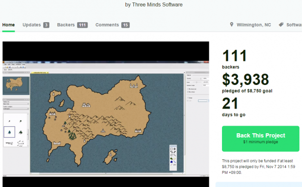 Other World Mapper – RPGの地図作成専用ツール