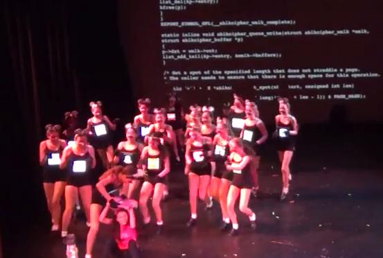 シリコンバレーでは女子中学生のダンスもコードの話になる