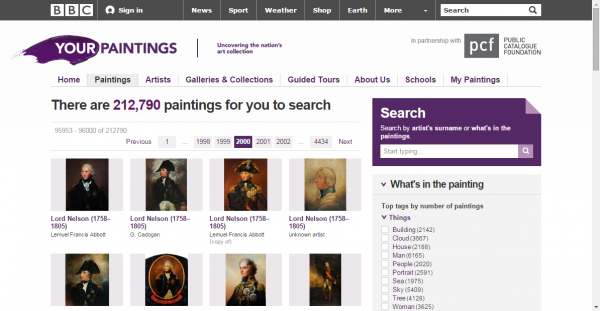 paintings-bbc