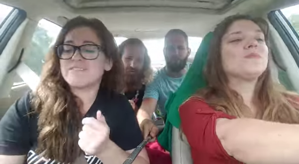 singalong-car-fail