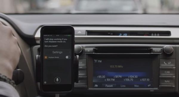 トヨタ、ラジオCMから運転手のiPhone Siriに命令する – スウェーデン