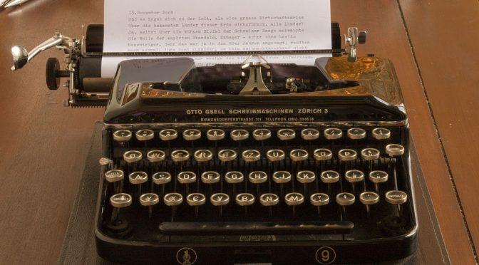 リアルなタイプライター体験ができるサイト OverType
