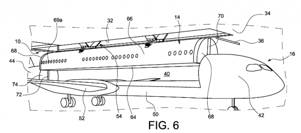 US20130228651 エアバス社旅客コンテナ特許図面