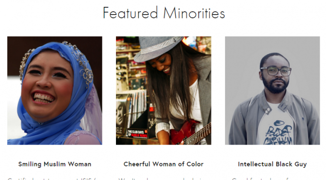 Rent-a-Minority 多様性のためにマイノリティを貸し出すサービス