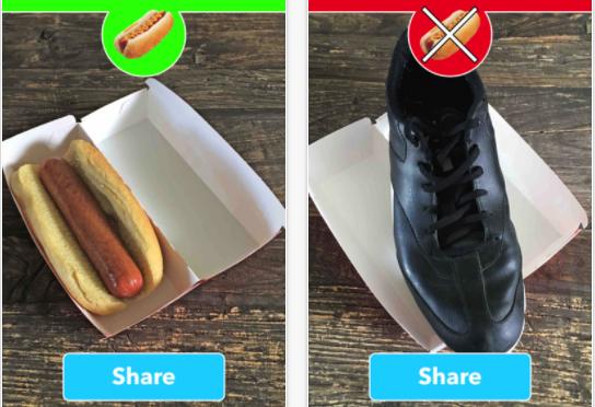 Not Hotdog – 写したものがホットドッグかどうか判定してくれるiPhoneアプリ