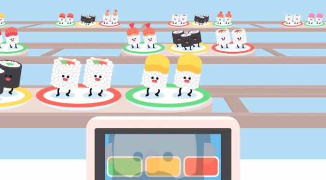 Tokyo Gifathon – 一か月の東京滞在で見た名物をまとめたアニメーション