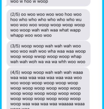 iPhoneの音声認識、トロンボーンの演奏を妻にメッセージしてしまう