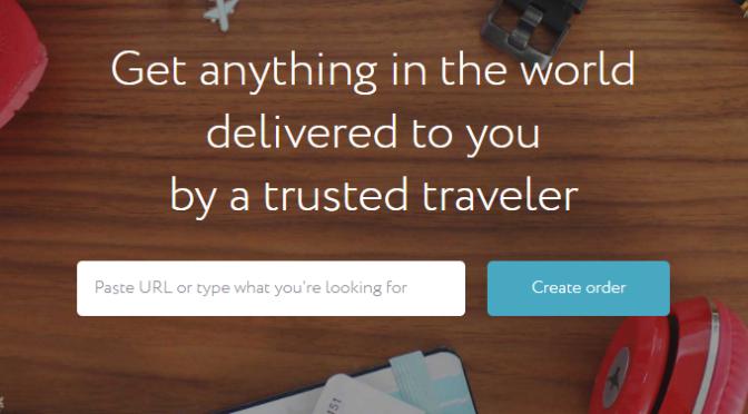 Grabr – 海外からの旅行者に買い物してきてもらうマッチングサービス