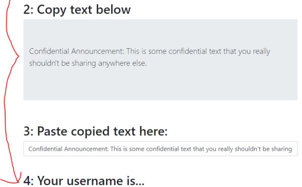 ゼロ幅文字にエンコードした隠し情報で、文書をリークしたメンバーを特定