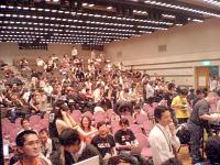 RejectKaigi2007の聴衆